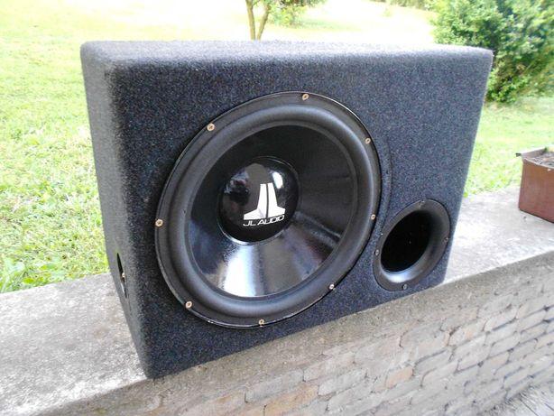 Skrzynia tuba bassowa subwoofer JL Audio 12W3-D2, Wys.darmowa!