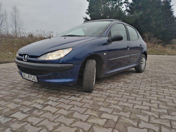 Peugeot 206 1.1.