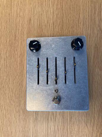 Equalizer / korektor graficzny do gitary jak Mesa Boogie Mark