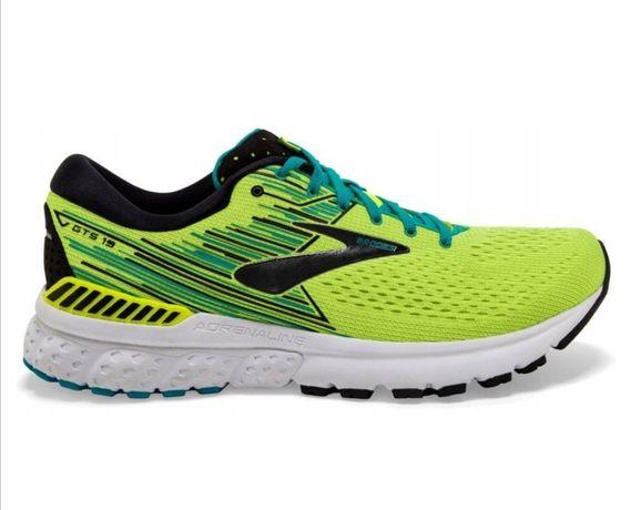 Brooks adrenaline gts 19 męskie buty biegowe roz. 46,5