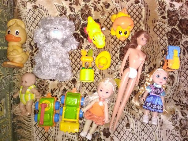 Игрушка мягкая, кукла фрозен frozen