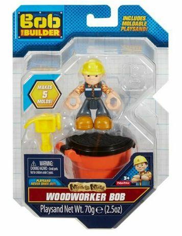 Figurka Bob Budowniczy figurki Wielka kolekcja bajek Boba budowniczego