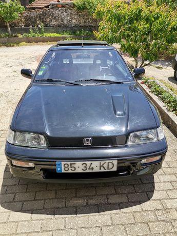 Honda crx Ed de 1989