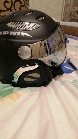 Горнолыжный шлем Alpina