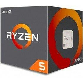 Игровой процесор Ryzen 5 2600x