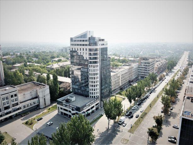 "Аренда офиса 88 м2, в БЦ ""ECO-TOWER"", ЦЕНТР города"