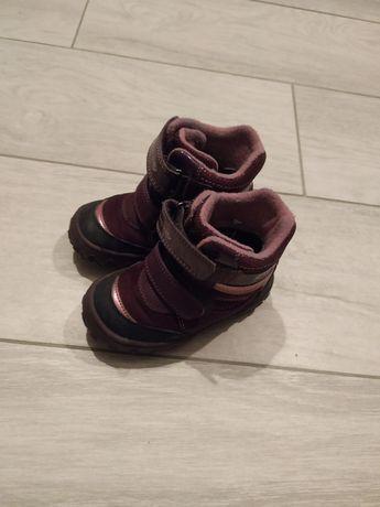 buty zimowe dziecięce rozmiar 24