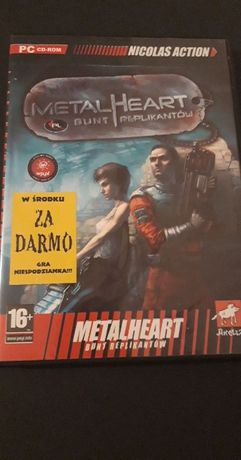 PC Metal Heart Bunt Replikantów, gra , PL polska