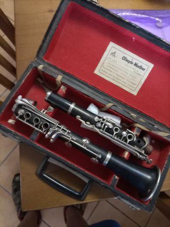 Vendo clarinete usado