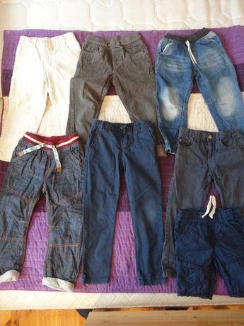 Zestaw 7 spodni chłopięcych rozmiar 104