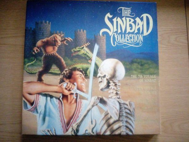 Laserdisc-Colectânia Sinbad RARA-Para coleccionadores