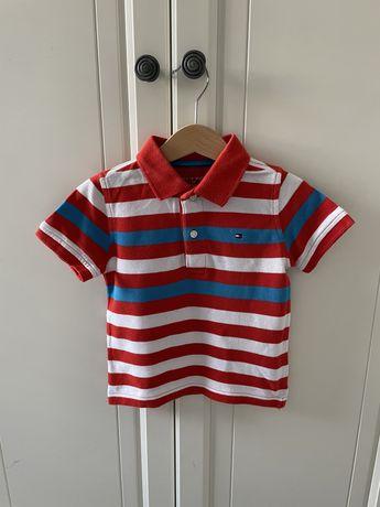 Koszulka polo, Tommy Hilfiger, rozm. 2 lata
