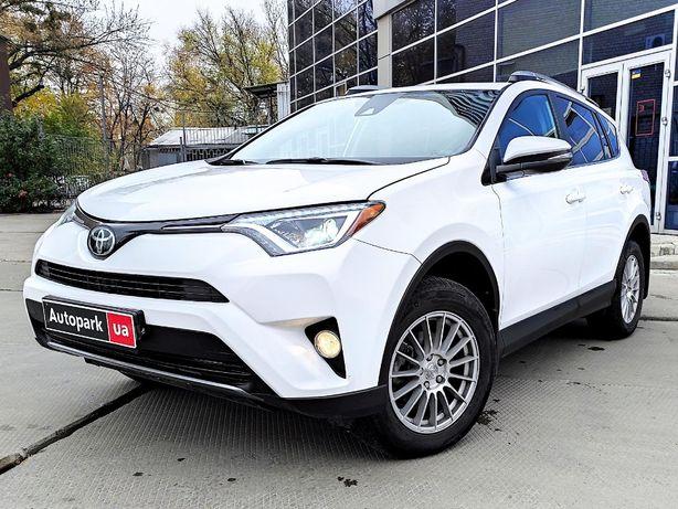 Продам Toyota Rav 4 2017г.