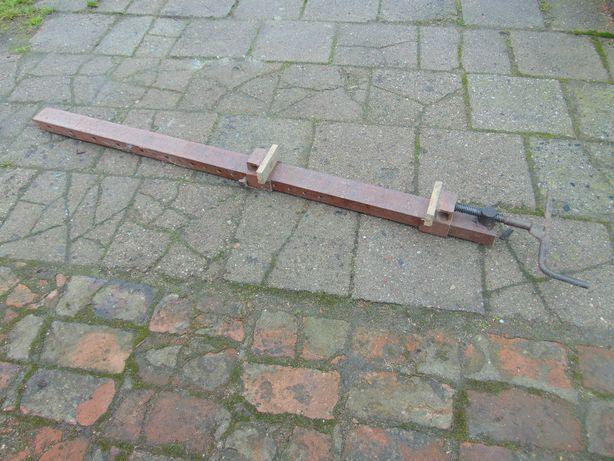 ścisk stolarski szyna długi 150cm