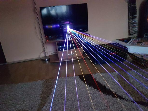 Laserworld DS 1000 RGB-wbudowany SHOWNET - model 2020
