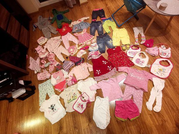 Ubranka dla dziewczynki 3-6mcy