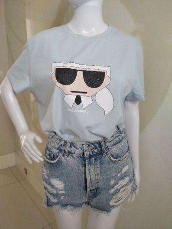 oryginalny t- shirts Karl Lagerfeld