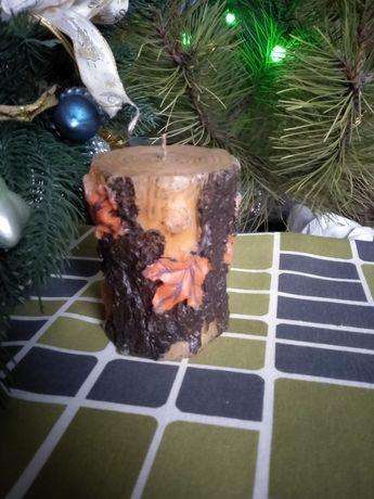 Продам свечку свечу декоративную восковую