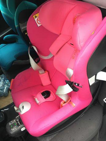 Fotelik samochodowy Cybex Sirona S I-Size Passion Pink 0-18Kg