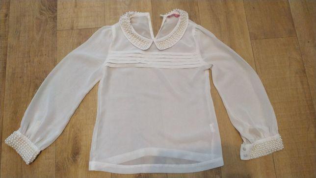 блузка очень красивая 140рост