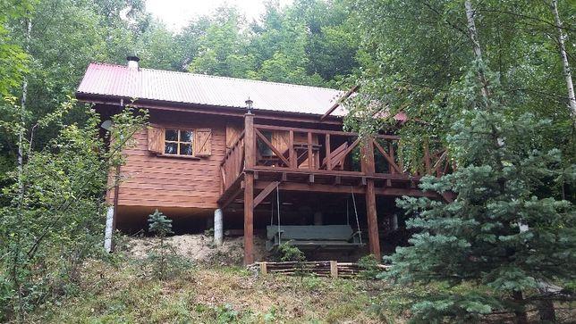 Międzybrodzie Żywieckie domek góry jezioro