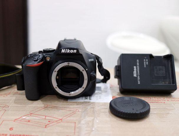 Nikon D3500 body без WiFi