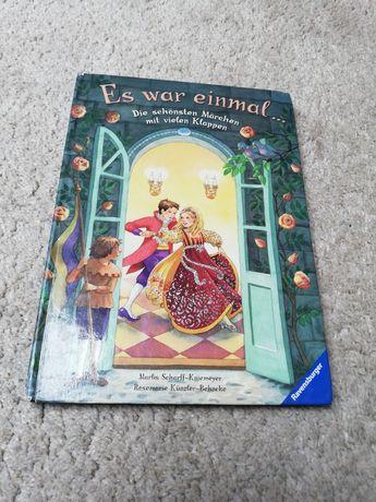 Es war einmal die schönsten Märchen mit vielen Klappen po niemiecku
