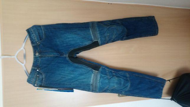 NOWE Spodnie dżinsowe motocyklowe REBELHORN
