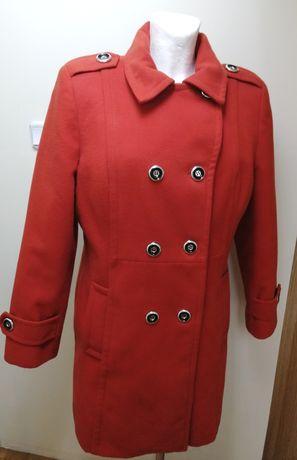 Płaszcz czerwony 44