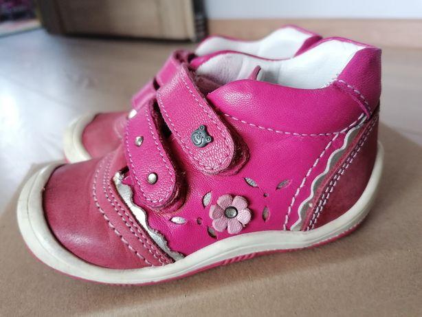 Buty dziewczęce rozm 21