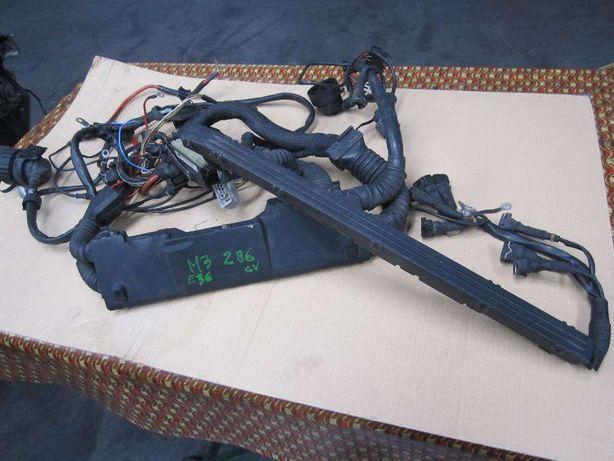 Bmw E36 M3 286 cv instalação motor