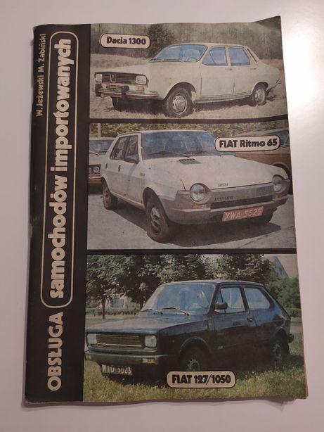 Obsługa Samochodów Importowanych Dacia, Fiat Ritmo, Fiat 127 - Chorzów