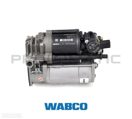 Audi A8 D4 4H S8 Quattro - Compressor Suspensão Pneumática WABCO