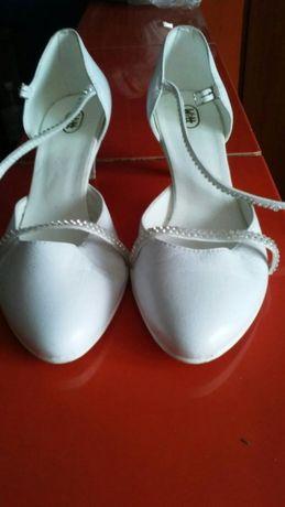 Buty slubne jak nowe