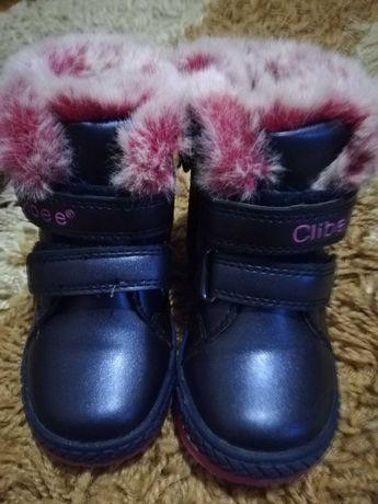 Зимове взуття clibee 22 розмір