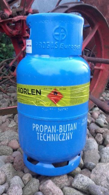 butla gazowa 11 kg propan butan z kołnierzem lub bez kuchnia gazowa