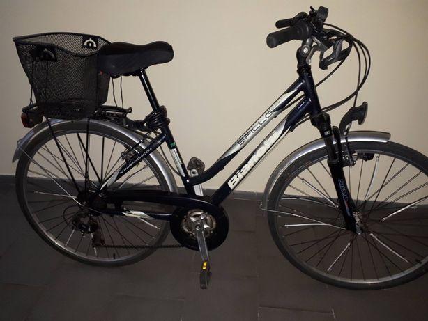 Женский велосипед Bianchi, колеса 26