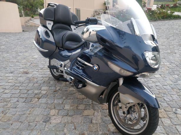 Moto Grande Turismo BMW k 1200 LT