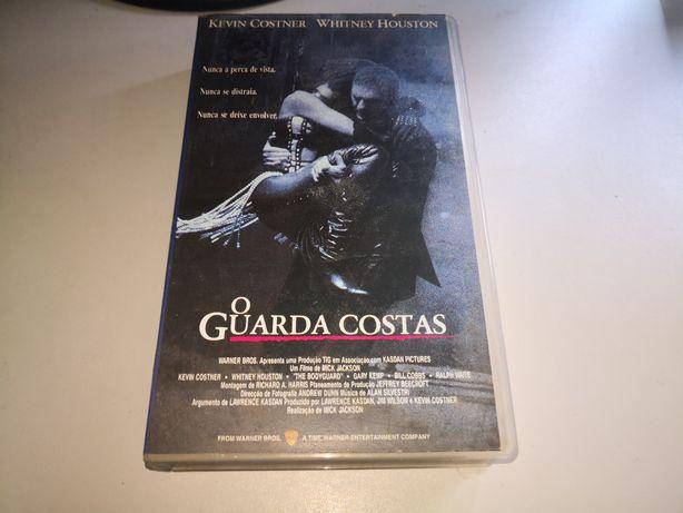 O Guarda Costas_Kevin Costner VHS