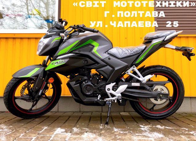 Новый мотоцикл LONCIN LX250-15 CR4 2020-года не lifan bajaj