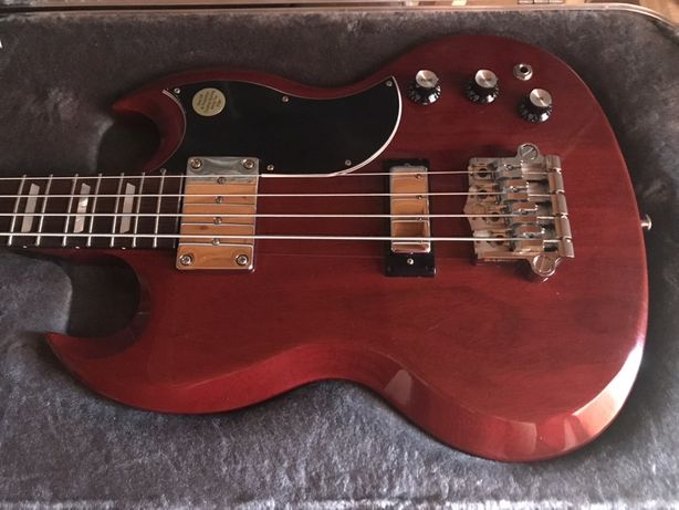 Gibson SG Standard Bass [Made in USA]