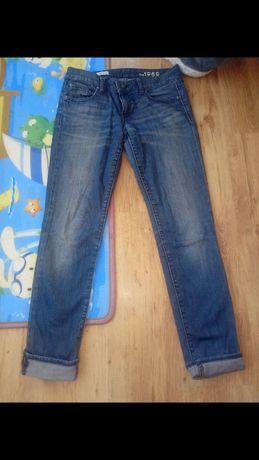 490Jeansy męskie gap W28 L32 skinny