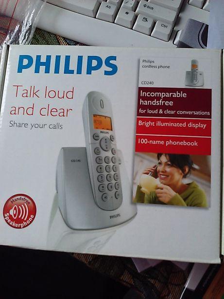 Радио-телефон со станцией Филипс всего за 299 грн