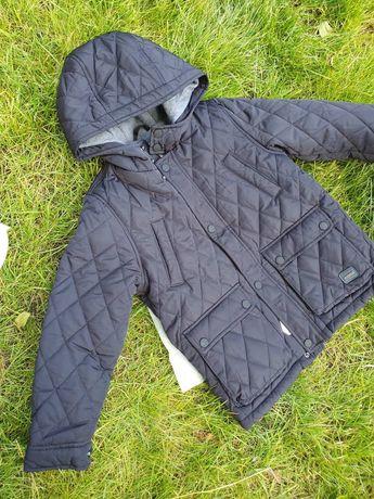 Куртка Zara курточка 122 и 128 next демисезонная стеганка стеганая