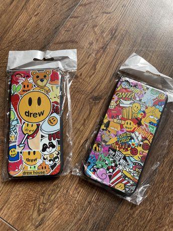 Etui, case drew na iphone 7,8