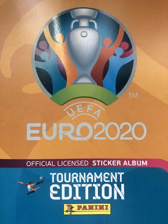 COMPRO cromos euro 2020