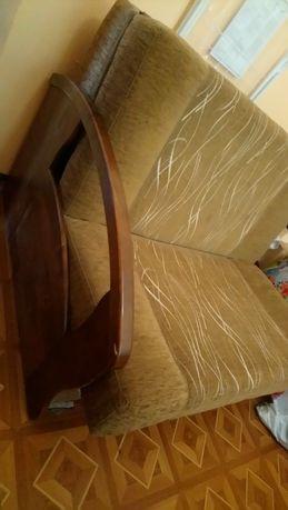 Fotel dwuosobowy rozkladany