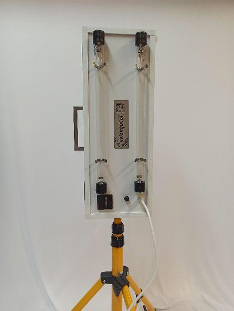 Lampa uvc UV-C Sterylizator Dezynfekcjawirusobójcza zpilotem 50W