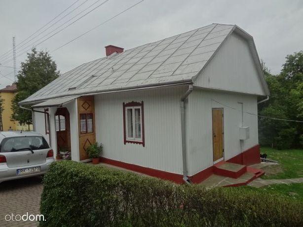 dom gmina Chorkówka