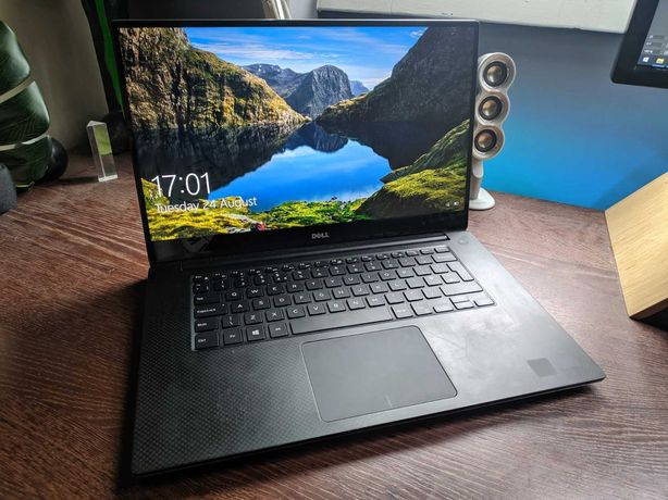 DELL XPS 15 - i7 16GB 512G 4K touch